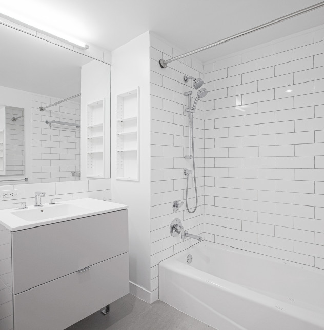 Enclave - Unit 323 Bathroom